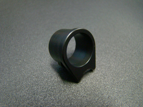 Barrel Bushing Commander Black Steel Full Radius, 1911