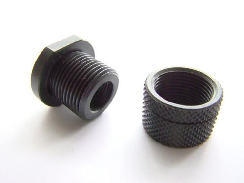 UMAREX COLT M4 .22LR Thread adaptor and protector
