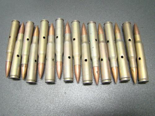 M1 Garand 30-06 Dummy Bullets (16)