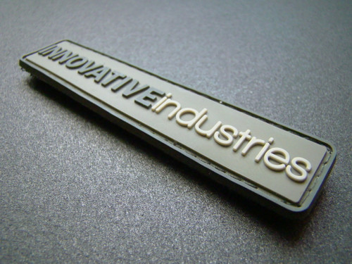 "Innovative industries PVC Patch Digital ""Greyish / Light Green"""