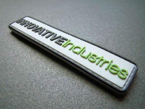 Innovative industries PVC Patch White