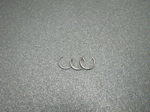 Bolt roller clip, M1A