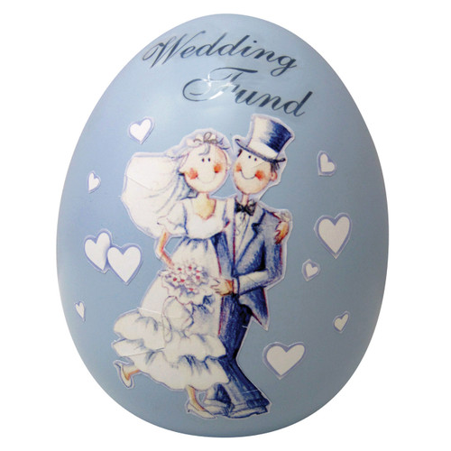 Egg Bank - Wedding Fund