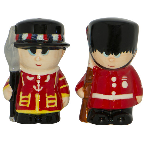 Tower Guard Salt & Pepper 2pc