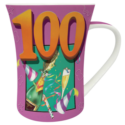 Biscay Party Age Mug- 100