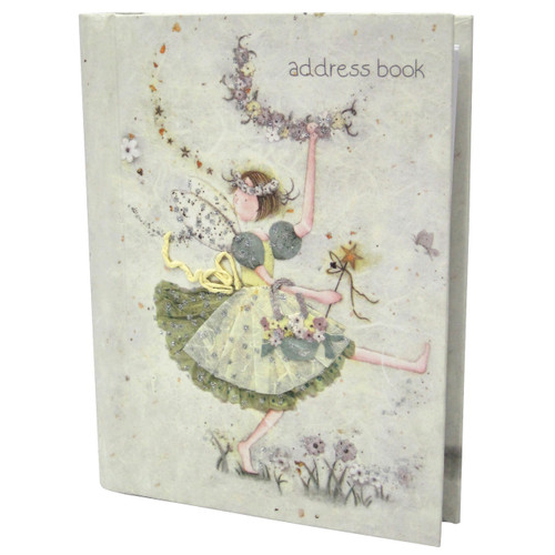 Fairy Whispers A6 Address Book