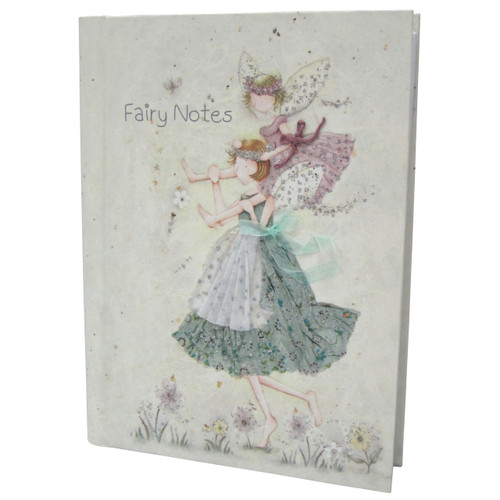 Fairy Whispers A5 Notebook