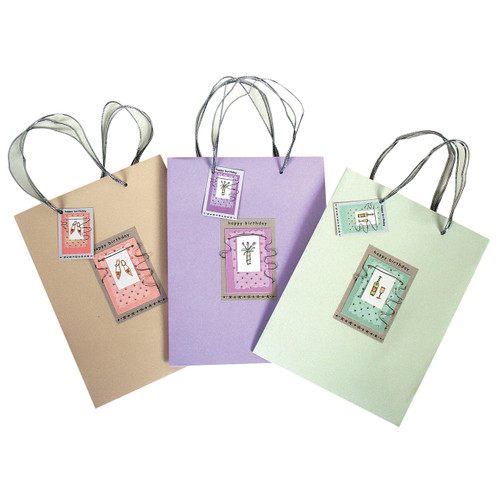Sukasa Gift Bags(3) - Happy Birthday
