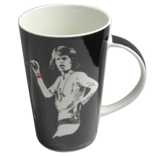 Legends Latte Mug- Mick Jagger