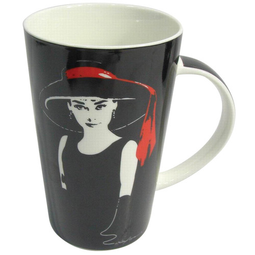Legends Latte Mug- Audrey Hepburn