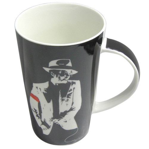 Legends Latte Mug- Michael Jackson