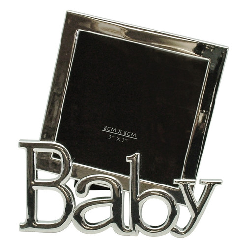 Baby Frame - Silver