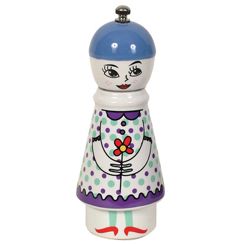 Small Pepper Mill - Girl Purple