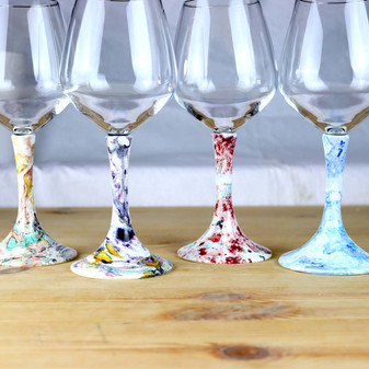 Ceramic goblets- Calinics