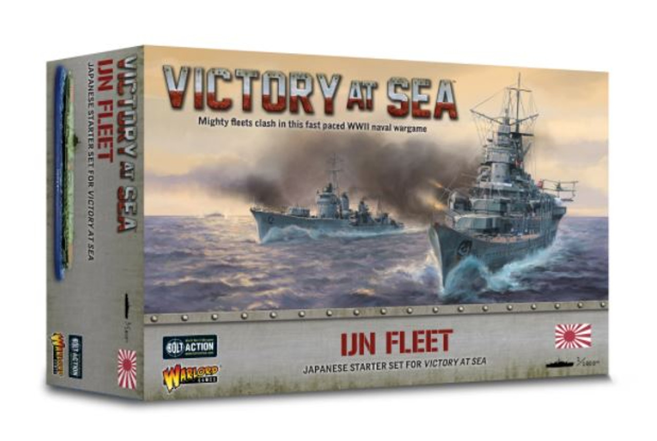 Victory at Sea Imperial Japanese Navy Fleet - 742411002