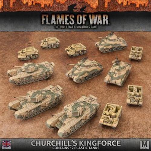 Churchill's Kingforce Army Deal - BRAB11