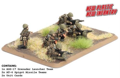 Team Yankee Template Soviet Edition