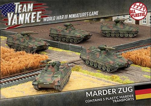 Team Yankee West German  Marder Zug