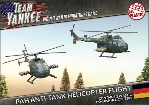 Team Yankee West German BO-105P Anti-tank Helicopter Flight