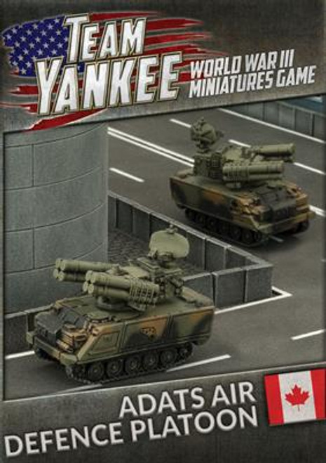 Team Yankee Canadian Adats Air Defence Platoon