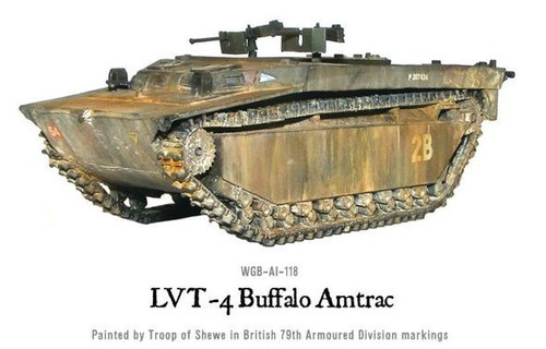 LVT-4 'Buffalo', Amtrac