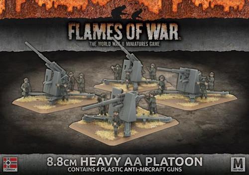 8.8cm Heavy AA Platoon - GBX119