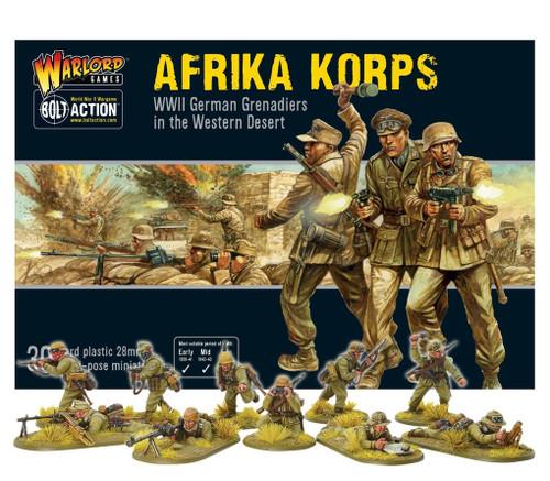 Afrika Korps Infantry - 402012030