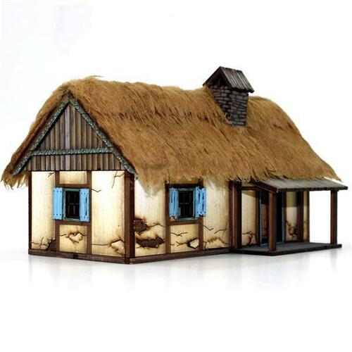 Polish Rural Building