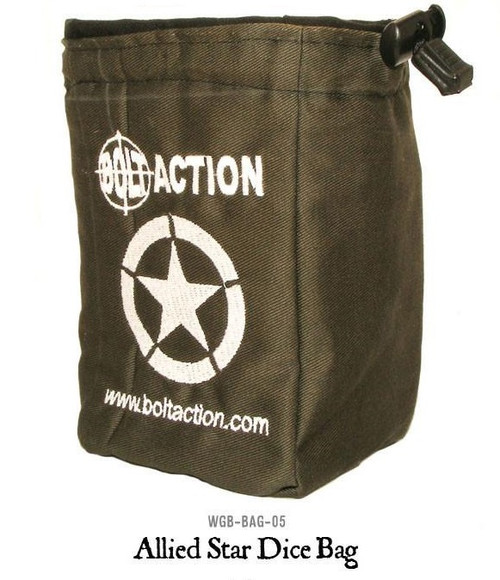 Allied Star Dice Bag and Orders Dice Green - 408903001