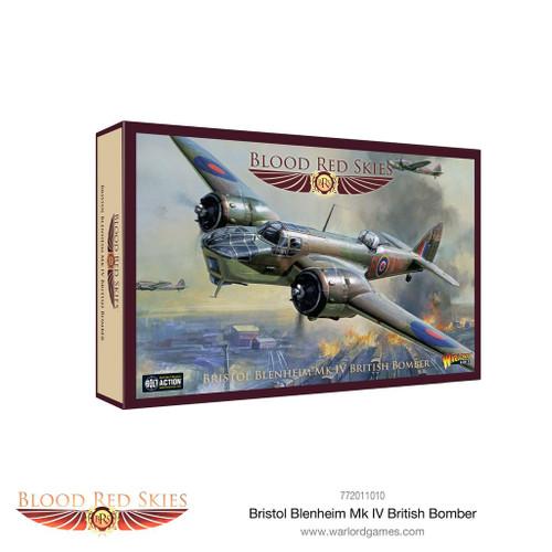 British Bristol Blenheim Mk IV Bomber - 772011010