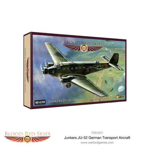 Junkers JU-52 - 772012011