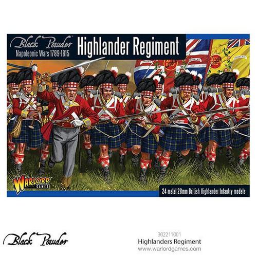 Highlander Regiment - 302211001