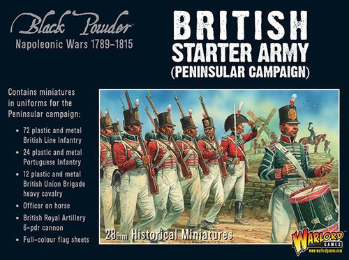 Napoleonic British Starter Army (Peninsular Campaign) - 309911006