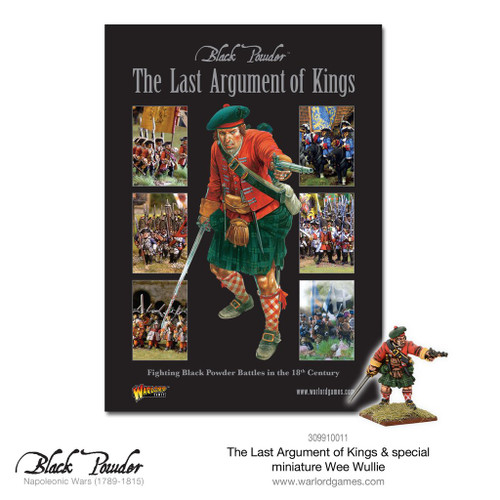 The Last Argument of Kings - WG-BP-002