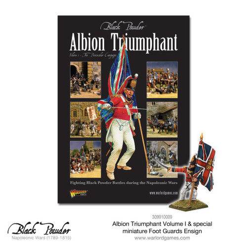 Albion Triumphant Pt1: The Peninsular Campaign - WG-BP-003