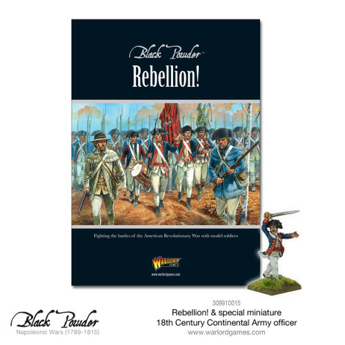 Rebellion! (American War of Independence) - WG-BP006