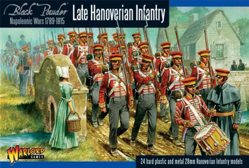 Hanoverian Infantry - WGN-BR-13