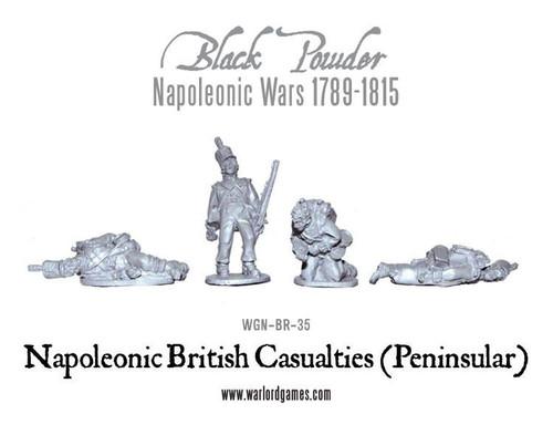 British Casualties (Peninsular) - WGN-BR-35