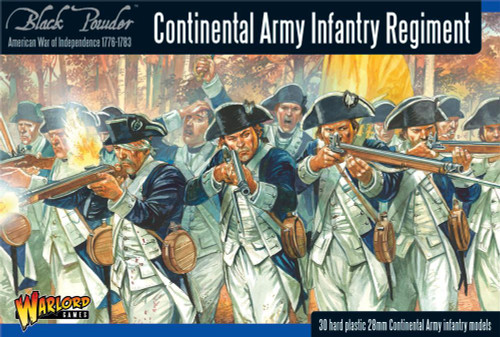 Continental Army Infantry Regiment - WGR-AWI-04
