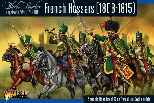 French Hussars (1808 - 1815) - 302012002