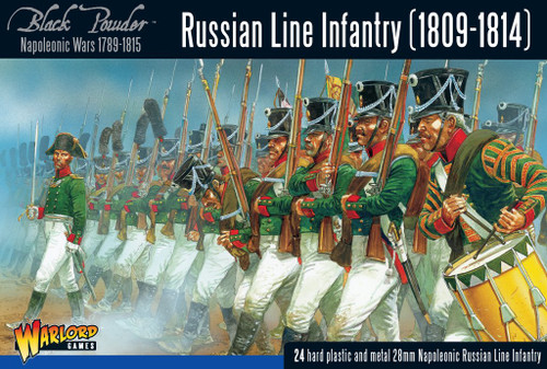 Russian Line Infantry (1809-1814) - 302012201