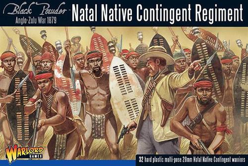 Natal Native Contingent Regiment - 302014602