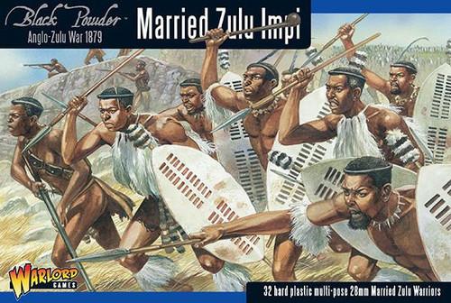 Married Zulu Impi - 302014603