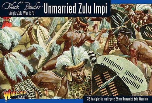 Unmarried Zulu Impi - 302014604