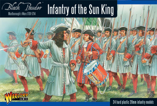 Infantry of the Sun King - 302015003