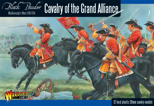 Cavalry of the Grand Alliance - 302015004