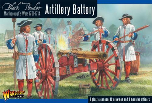 Marlborough's Wars Artillery Battery - 302015006