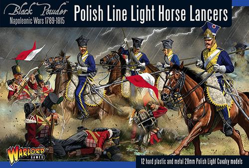 Polish Line Light Horse Lancers - 302212001