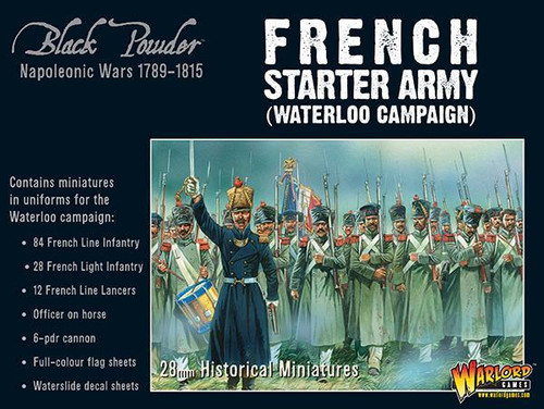 Napoleonic French Starter Army (Waterloo Campaign) - 309912005