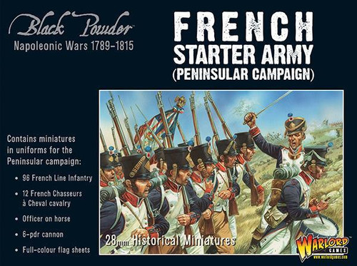 Napoleonic French Starter Army (Peninsular Campaign) - 309912006